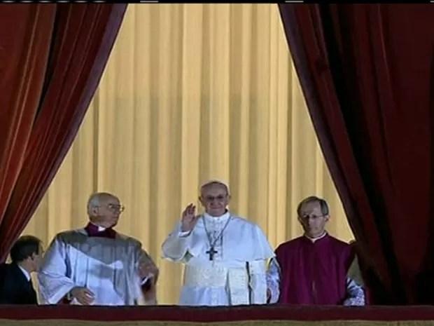 Papa Francisco  (Foto: Reprodução Globo News)
