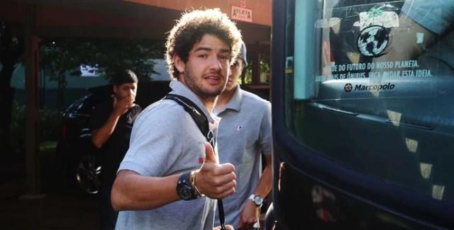 Alexandre Pato São Paulo (Foto: Rubens Chiri / saopaulofc.net)