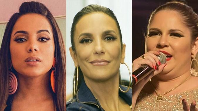 Troféu Domingão 2017: vote na categoria Cantora