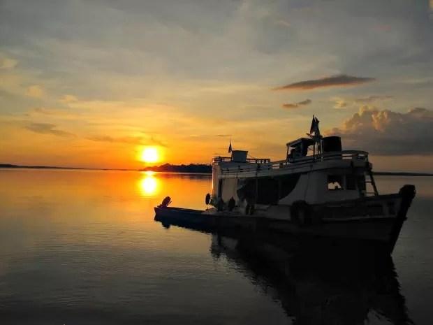 Expedição que encontrou Priocharax foi realizada no município de Santa Isabel do Rio Negro (Foto: Divulgação)