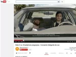 Motorola (Foto: Reprodução/YouTube)