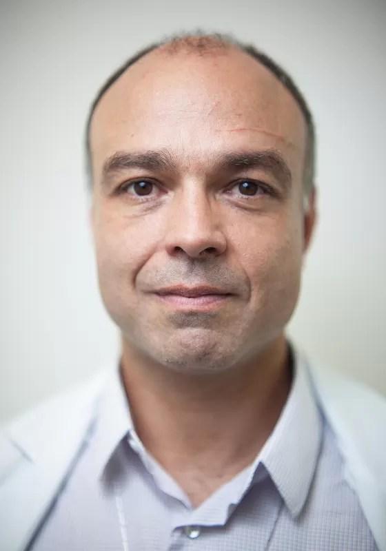 Rodrigo Bressan, professor da Unifesp, psiquiatra (Foto: Rogério Cassimiro/ÉPOCA)
