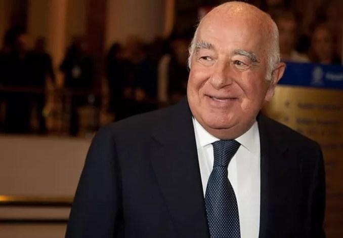 O banqueiro Joseph Safra (Foto: Getty Images)