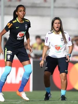 70e0305089 Emily Lima técnica seleção brasileira de futebol feminino