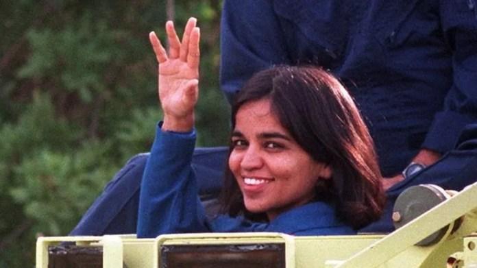 Kalpana Chawla foi a primeira mulher indiana a ir para o espaço — Foto: Getty Images via BBC