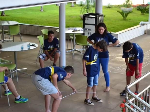 Colônias de férias trazem opções divertidas para as férias escolares em Goiânia, Goiás (Foto: Divulgação/Sesc)