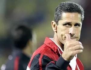 Jorginho jogo Flamengo Remo  (Foto: Luciano Belford / Agência Estado)