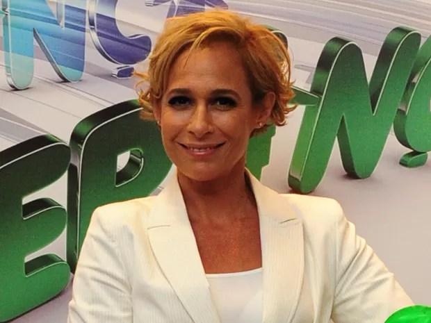 Andréa Beltrão é a convidada do café da manhã com Ana Maria (Foto: Créditos: Rede Globo / Estevam Avellar)
