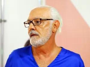 O ator Ney Latorraca (Foto: Thiago Prado Neri/TV Globo)