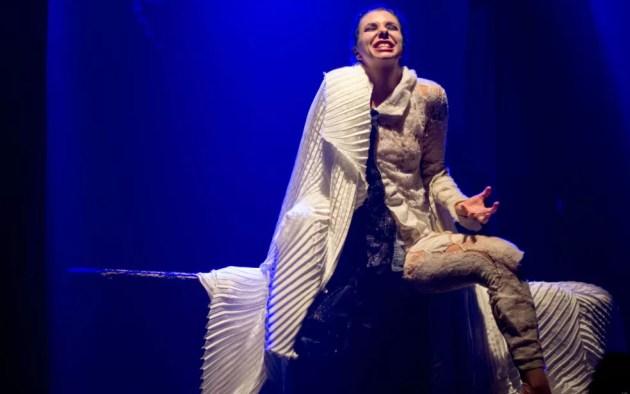 Espetáculo A Desejada inicia temporada no Teatro Sesi Rio Vermelho, em agosto (Foto: Ingrid Lago/Divulgação)
