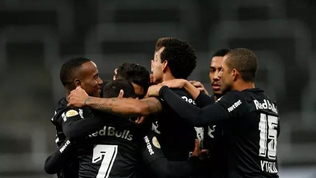 Corinthians x Bragantino - Brasileirão