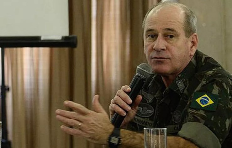 O general da reserva Fernando Azevedo e Silva — Foto: Tomaz Silva/Agência Brasil