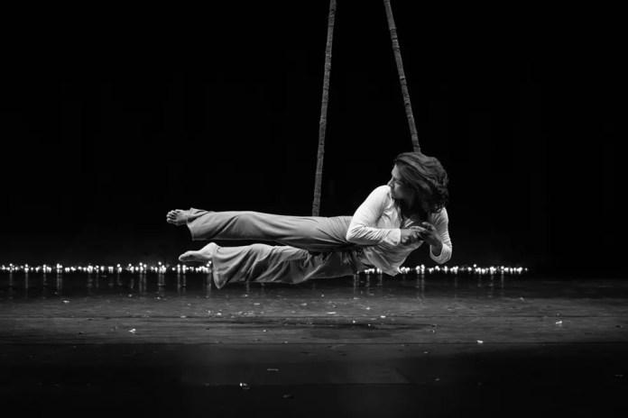 Festival de teatro tem programação gratuita em terminais de ônibus e praças de Fortaleza — Foto: Estefânia Dalia/Arquivo pessoal