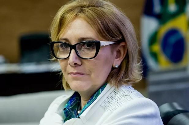 Adriana Vandoni era secretária do Gabinete de Combate à Corrupação (Foto: Mayke Toscano/ Gcom-MT)