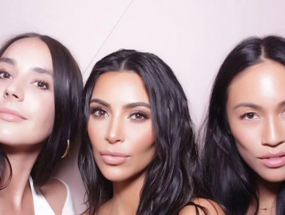 Kim Kardashian soube aproveitar os posts patrocinados desde o começo (Foto: Reprodução/Instagram/Kim Kardashian)