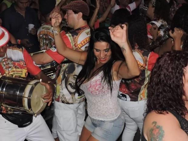 solange Gomes (Foto: Divulgação/Alex Sandro Gardel)