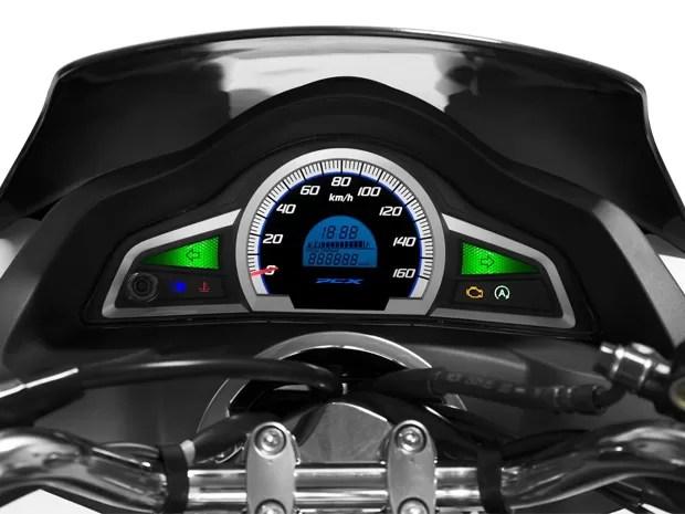 hondapcx2016_4 - Honda PCX 2016 chega renovado e preço do scooter sobe para R$ 10.299