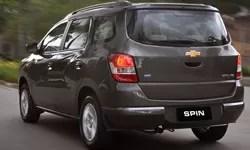 Chevrolet Spin (Foto: Divulgação)