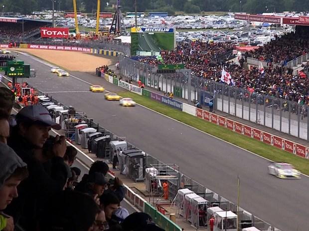 Tarso Marques mostra os bastidores das 24 horas de Le Mans