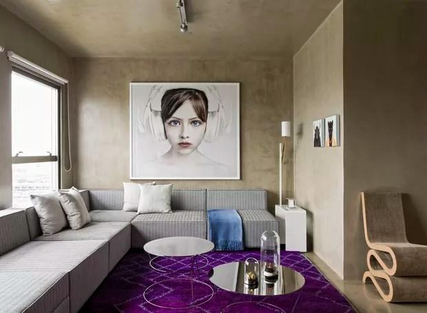 diego-revollo-sala-quadro-sofa (Foto: Casa e Jardim)