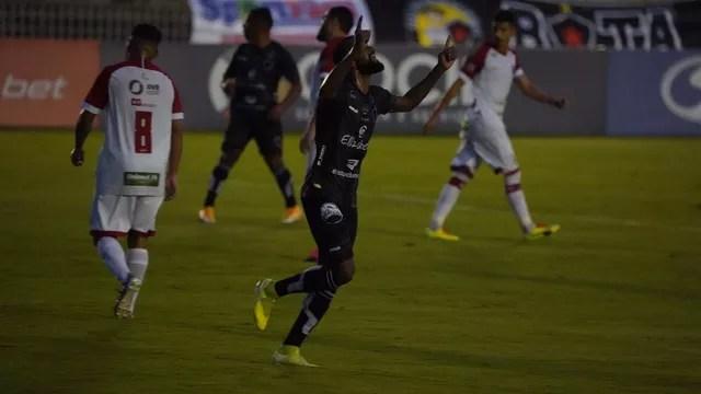 Diego Rosa; Botafogo-PB x Imperatriz; Botafogo-PB
