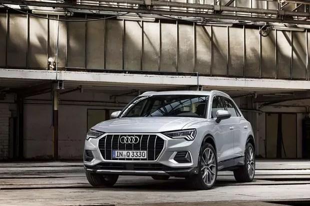 Novo Audi Q3 2019 (Foto: Reprodução/Carscoops)