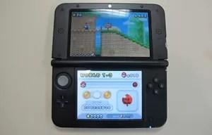 Nintendo 3DS XL é versão do portátil da Nintendo com telas maiores (Foto: Gustavo Petró/G1)