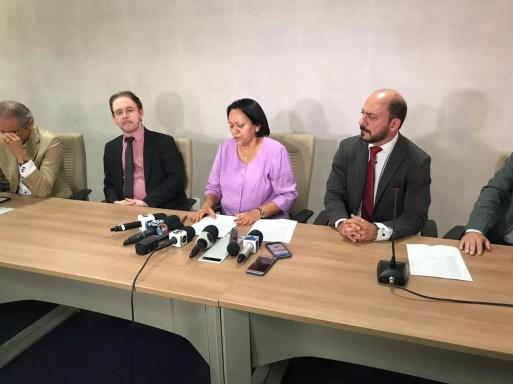 Resultado de imagem para governadora fatima bezerra g1 rn