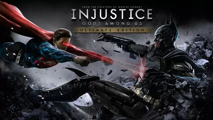 Injustice: Gods Among Us Ultimate Edition traz versão completa do jogo de luta (Foto: Reprodução/PlayStation)