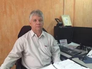 Delegado da Deiai Plínio Roriz disse que ficou surpreso com o caso (Foto: Abinoan Santiago/G1)