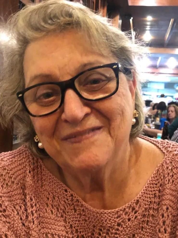 Morte de idosa foi confirmada pelo médico do Biocor — Foto: Reprodução Redes Sociais