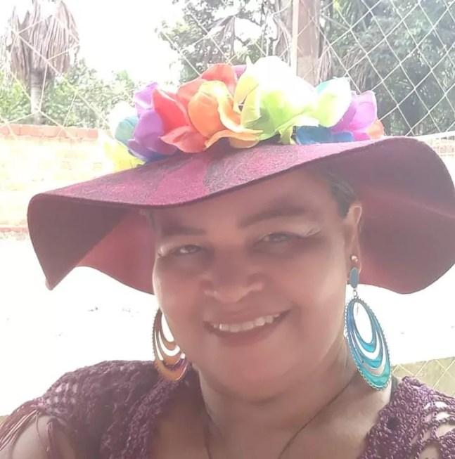 Técnica de enfermagem foi encontrada morta em porta-malas de carro em Manaus — Foto: Reprodução
