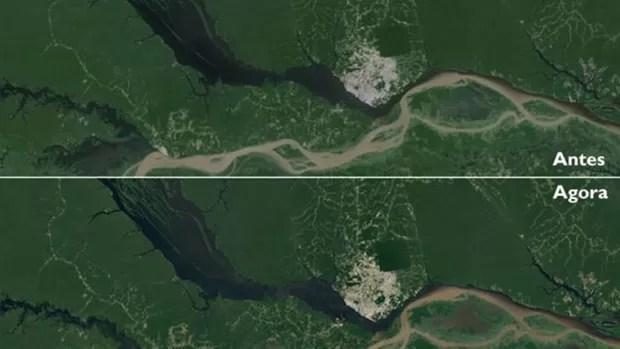 Manaus. (Foto: BBC)