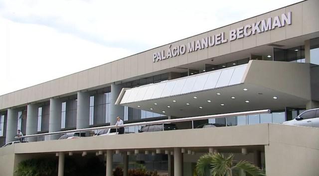 Assembleia Legislativa do Maranhão — Foto: Reprodução/TV Mirante