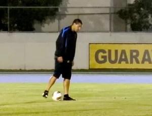 Roquelme Boca Juniors (Foto: André Casado / Globoesporte.com)
