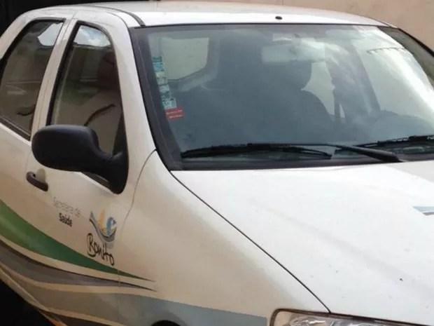 Carro foi furtado três vezes, diz polícia de Bonito (Foto: Divulgação/ Polícia Civil)