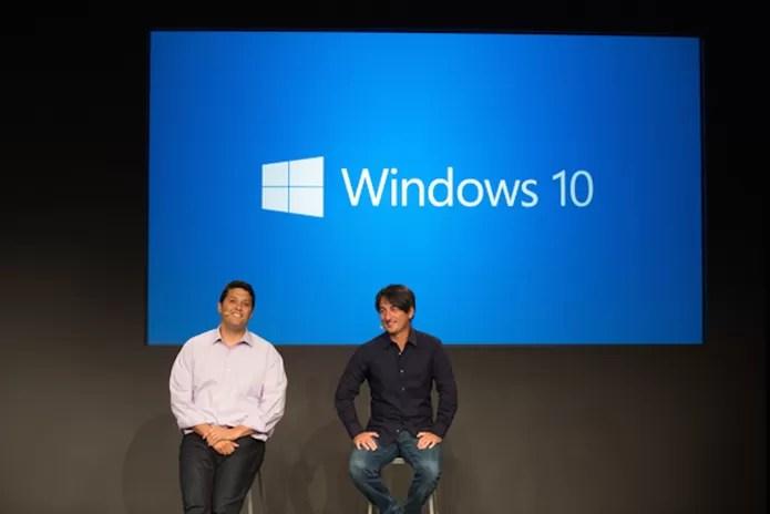Windows 10 será mais amigável para empresas e sistemas de gestão (Foto: Divulgação/Microsoft)