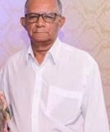 Pastor José Ponço Filho, de 75 anos — Foto: Arquivo Pessoal