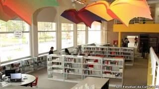 Biblioteca de Manguinhos (Foto: Sec Estadual da Cultura - RJ)