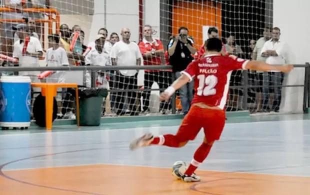 Falcão, do Sorocaba Futsal (Foto: Divulgação / Futsal Brasil Kirin)