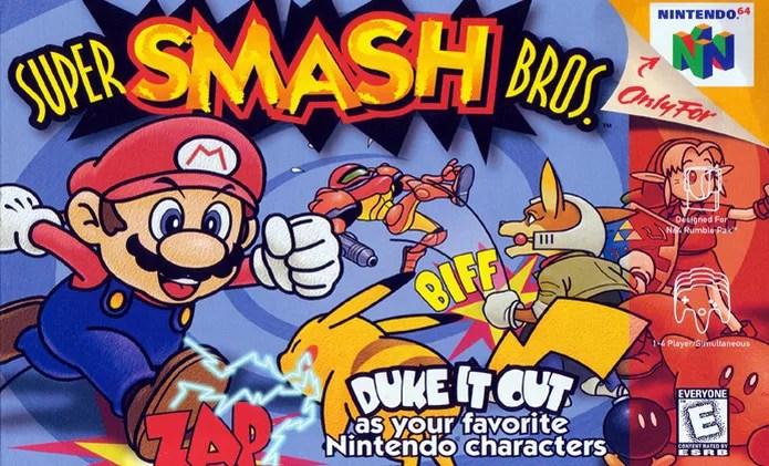 Super Smash Bros. colocou personagens da Nintendo para brigar no Nintendo 64 de uma forma que ninguém esperava (Foto: Reprodução/Kirby Wikia) (Foto: Super Smash Bros. colocou personagens da Nintendo para brigar no Nintendo 64 de uma forma que ninguém esperava (Foto: Reprodução/Kirby Wikia))