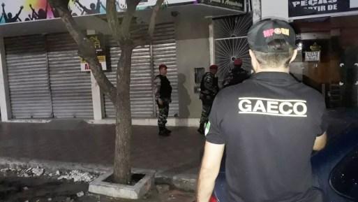 Operação Máfia Capital cumpre mandados em Caicó — Foto: MPRN/Divulgação