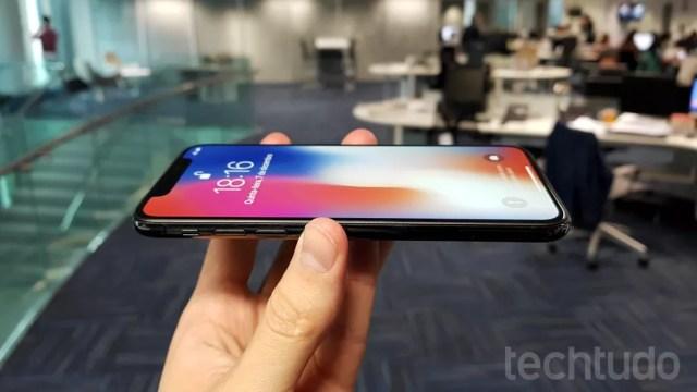 Processador da Apple é mais rápido e eficiente do que os Snapdragon (e Exynos) à bordo dos S9 e S9 Plus (Foto: Thássius Veloso/TechTudo)