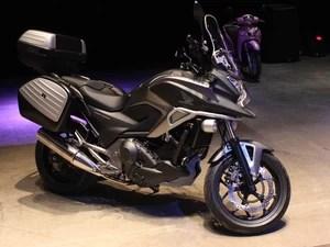 hondanc750x - Veja 40 motos esperadas para o Brasil em 2015