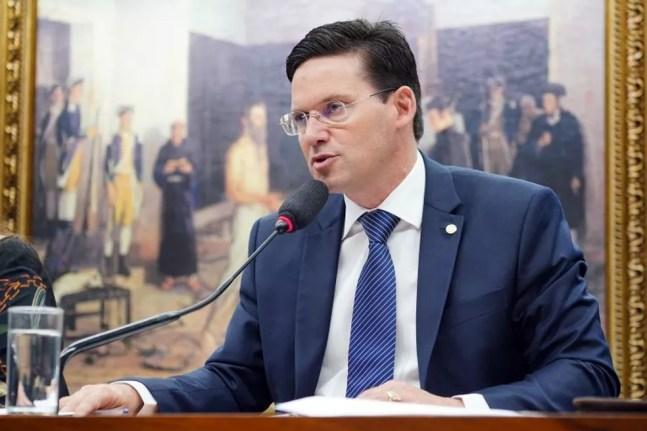João Roma, ministro da Cidadania — Foto: Will Shutter/Câmara dos Deputados