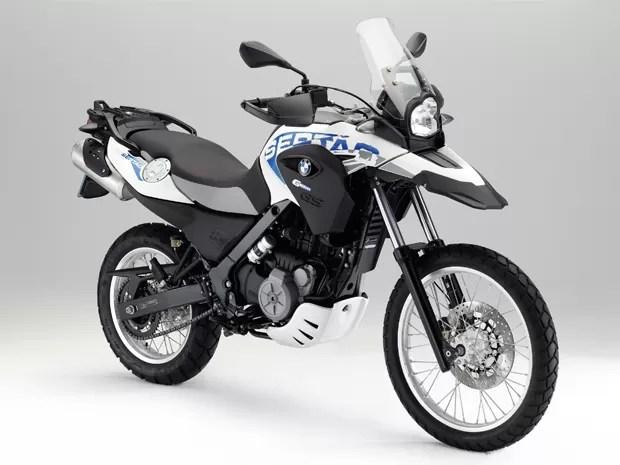 p90083474 - BMW faz recall de 3.470 motos G 650 GS e G 650 GS Sertão