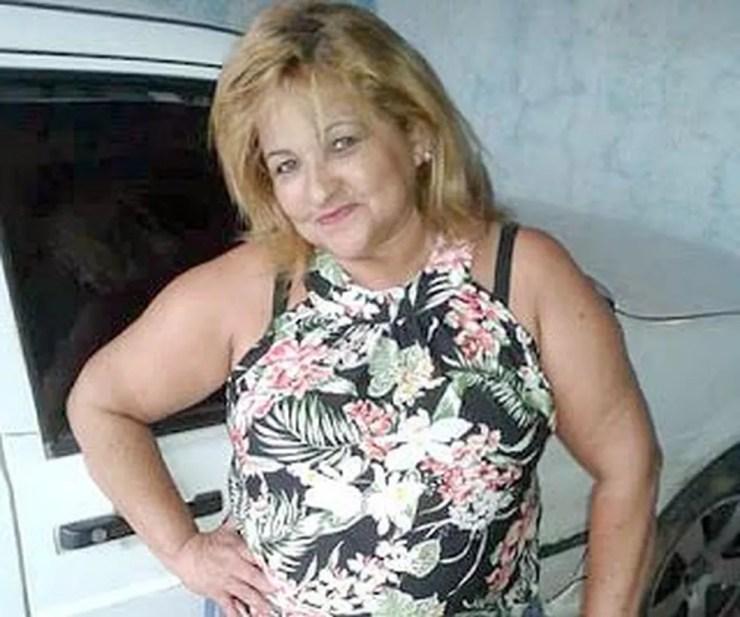 Maria de Lourdes é acusada por causar acidente na SP-264 (Foto: Divulgação)