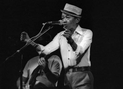 Jackson do Pandeiro — Foto: Aníbal Philot/18-8-1981