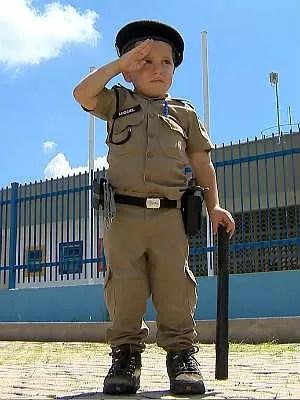 Miguel PM Bom Jardim de MG 2 (Foto: Reprodução/ TV Integração)