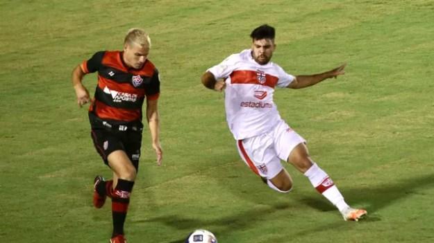 Vitória x CRB, Copa do Nordeste